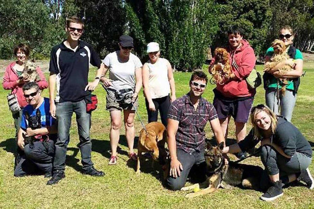 Melbourne Group Dog Training